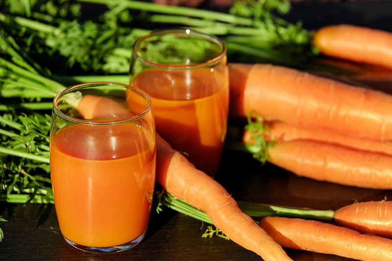 Real benefits of Carrot Juice- Aliat Peo