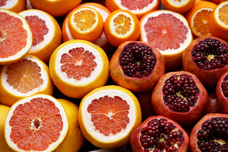Benefits of raw fruit - Aliat PEO